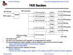 tkr section