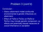 problem 3 cont d1