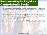 fundamenta o legal da controladoria social2