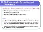 i 3 die franz sische revolution und deutschland