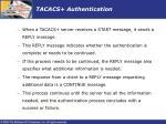 tacacs authentication3