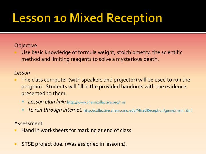 PPT - SCH3U D. Quantities in Chemical Reactions -Stoichiometry ...