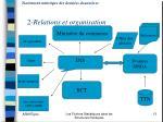 traitement statistique des donn es douani res 2 relations et organisation