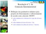 resolu o n 2 da comiss o interministerial