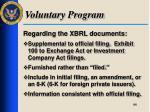 voluntary program1