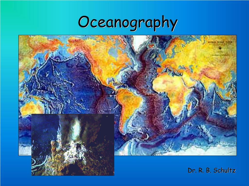 oceanography l.
