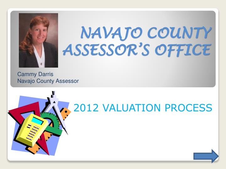 Navajo county assessor s office
