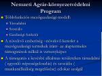 nemzeti agr r k rnyezetv delmi program1