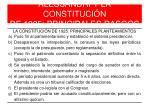 alessandri y la constituci n de 1925 principales rasgos