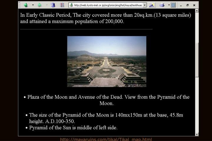 http://mayaruins.com/tikal/Tikal_map.html