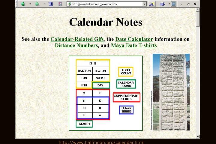 http://www.halfmoon.org/calendar.html