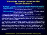 screening e strategie preventive delle infezioni batteriche1
