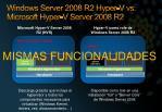 windows server 2008 r2 hyper v vs microsoft hyper v server 2008 r2