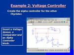 example 2 voltage controller15