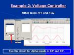 example 2 voltage controller23