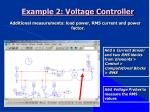 example 2 voltage controller25