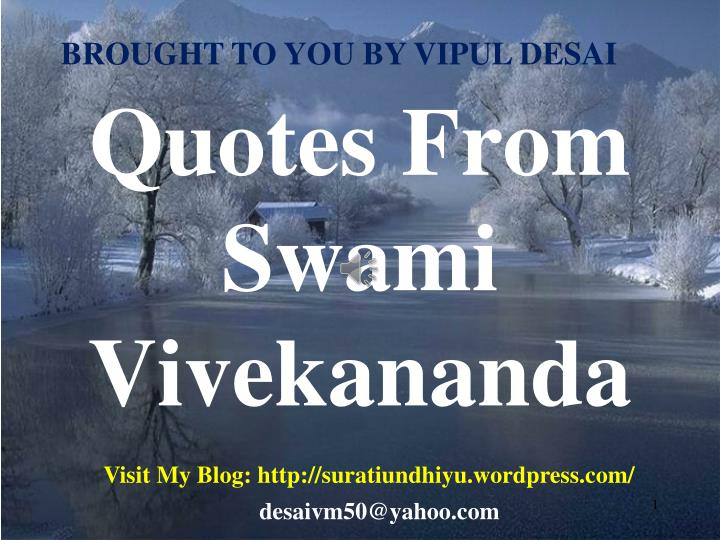 quotes from swami vivekananda n.