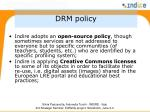 drm policy