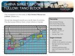 ghana sweet spot beside tullow tano block