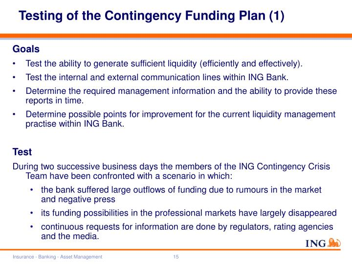 PPT - Effectively managing liquidity risk in a complex ...