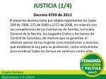 justicia 1 4