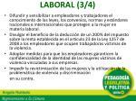 laboral 3 4