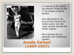 amelia earhart 1897 1937