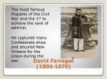 david farragut 1801 1870