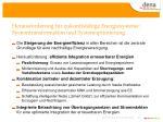 herausforderung f r zukunftsf hige energiesysteme systemtransformation und systemoptimierung
