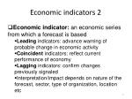 economic indicators 2
