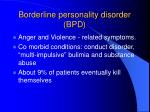 borderline personality disorder bpd1