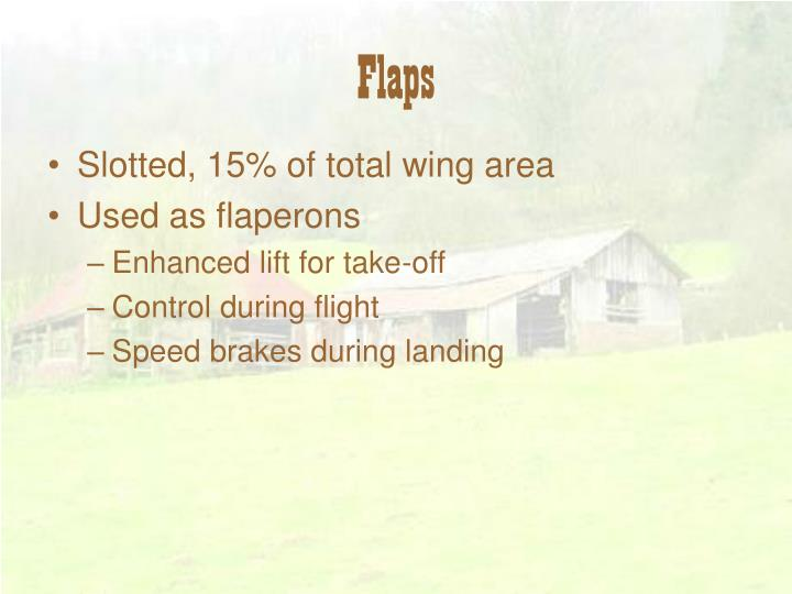 Flaps
