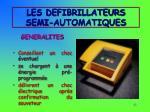 les defibrillateurs semi automatiques1