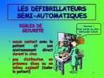 les defibrillateurs semi automatiques4