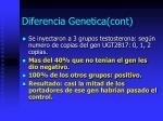 diferencia genetica cont1