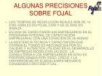 algunas precisiones sobre fojal1