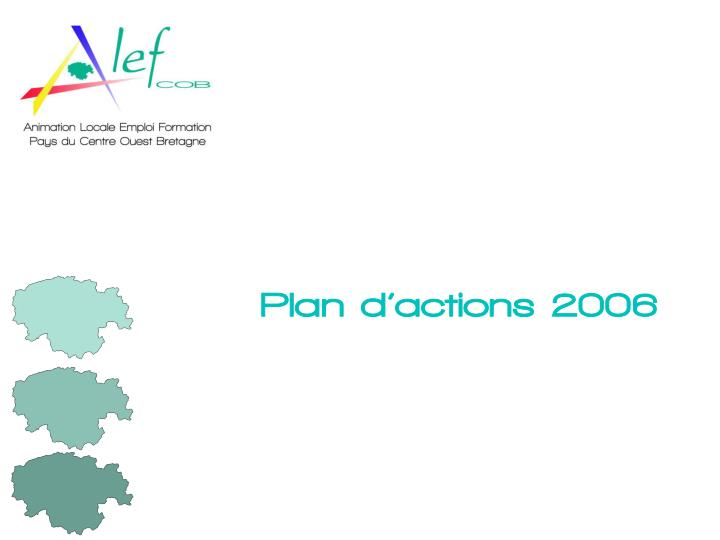plan d actions 2006 n.