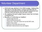 volunteer department2