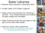 sister libraries1