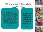 stories from the web4