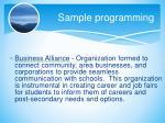 sample programming1