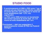 studio food