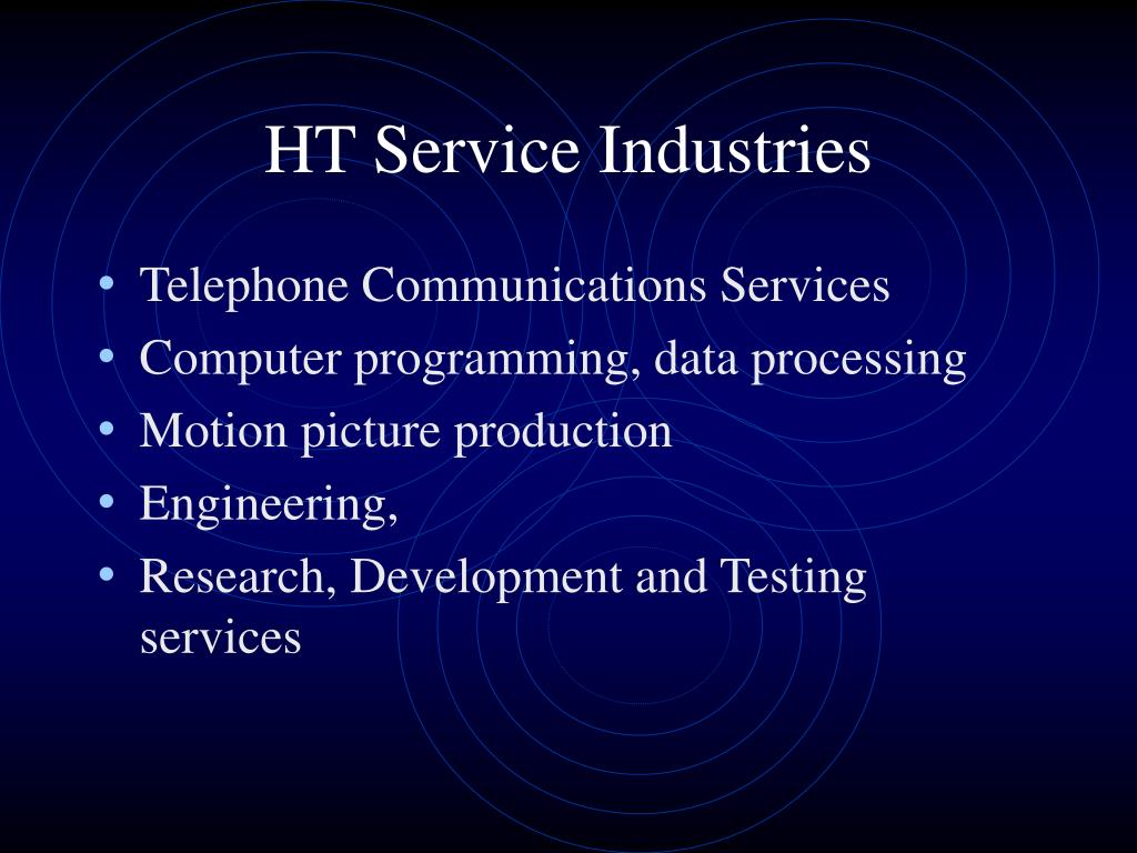 HT Service Industries