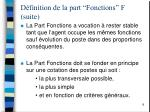 d finition de la part fonctions f suite1