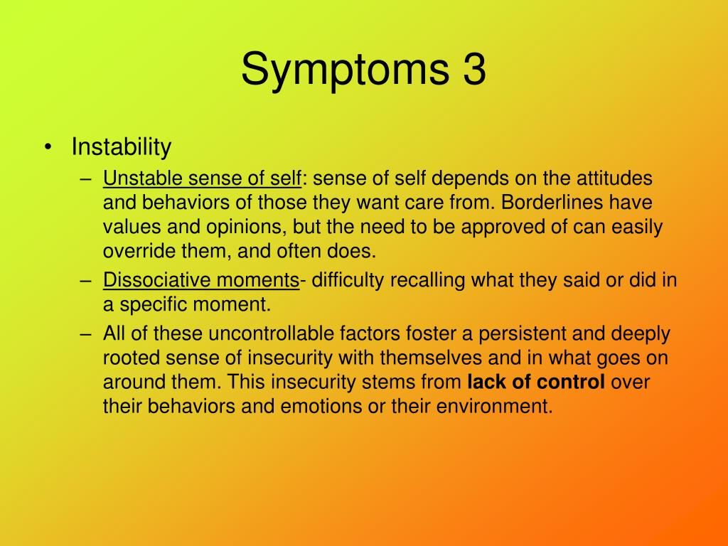 Symptoms 3