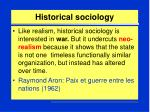 historical sociology1