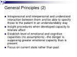 general principles 2
