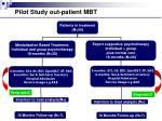 pilot study out patient mbt