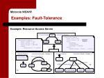 motorola weavr examples fault tolerance2