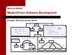 motorola weavr model driven software development6